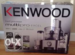 Food processor multipro excel kenwood