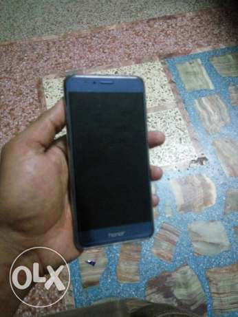 Huawei honor 8 blue full new for sale