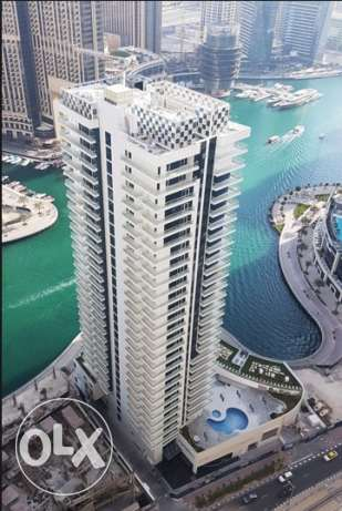 2bedroom in dubai al marina new brand high ROI invest