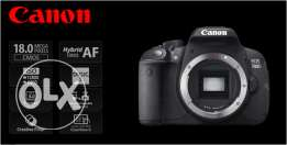 canon 700D like new for sale slightly used (today only offer