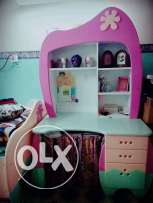 Girl bed room set