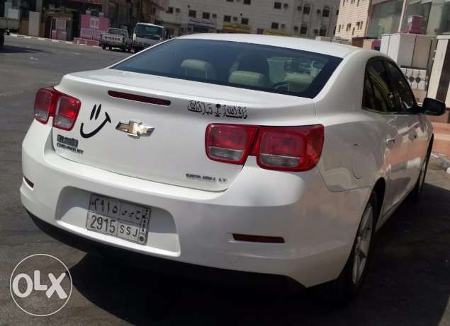 I would like to sale chevrolet Malibu LT 2014 automatic الرياض -  4