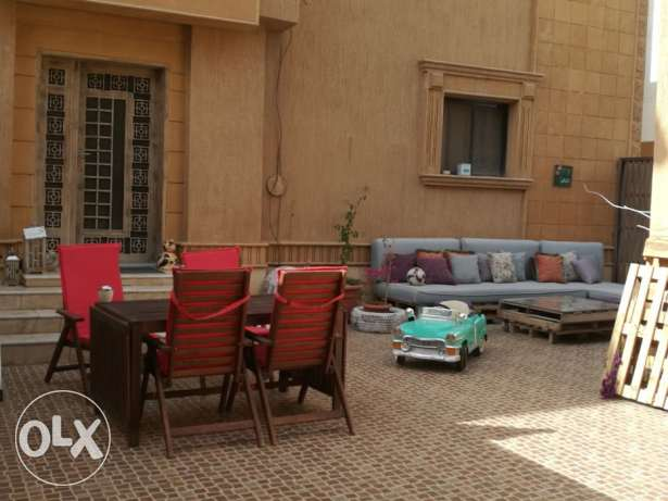 Villa (2 Apartments) for Rent in Exit 5 - Riyadh