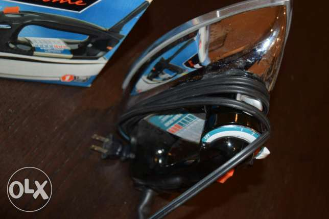 Black and Decker Classic Iron (American voltage and plug)