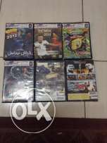سيديهات Playstation2