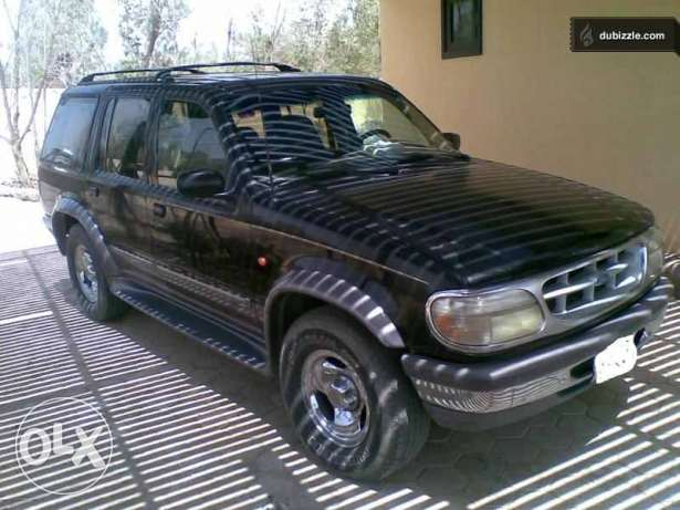 Ford Explorer 1995 new fakhs