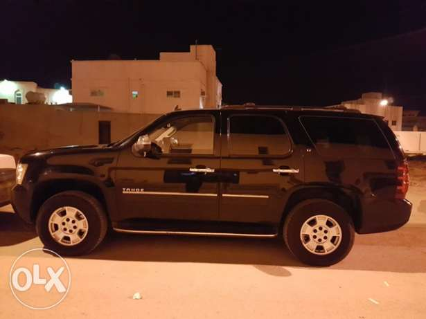 Chevrolet Tahoe 2011, LT, SUV 4X4 (4WD, Double) Imported from USA