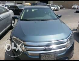 Ford Fusion well maintained