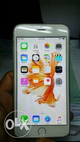 Iphone 6plus caloforniya copy 128gb