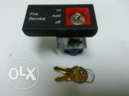 OTIS Elevator Spare Parts-KEY SWITCH -FIRE service
