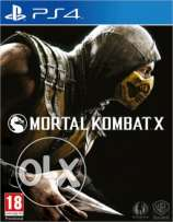 ps4 mortal combat x for sale or exchange
