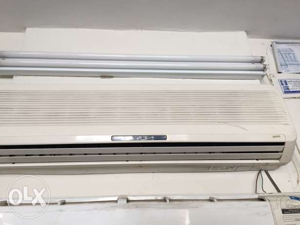 LG Saplit Ac 1.5 Ton vary good air conditions
