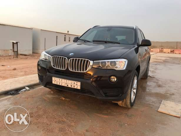 BMW X3 2015 (1 year old) ANB Bank loan