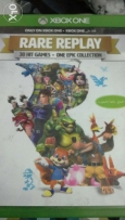 Rare replay for xbox one used for 1 time