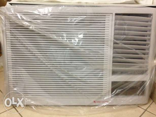 New Window A/C